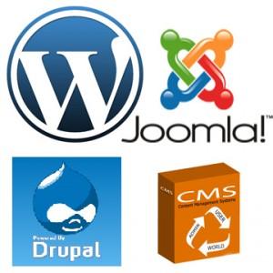 il tuo sito o blog su cms, facile per tutti